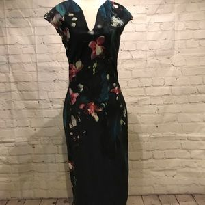 Fun Floral Ted Baker Dress